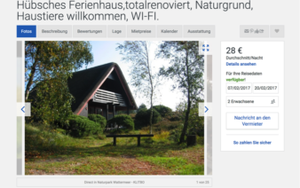 "<a href=""https://www.fewo-direkt.de/ferienwohnung-ferienhaus/p532529"">Sommerhus på Rømø</a>"